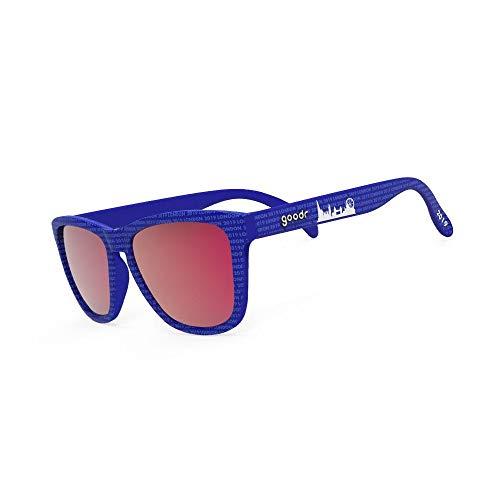 Goodr Unisex London 2019 Limited Edition Running Sunglasses,...