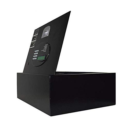 Erru Cassaforte Cassetta per Scrivania con Serratura A Combinazione, Grandi Casseforti per Tastiera Domestica per Carta A4/ Documenti/Passaporto/Libro