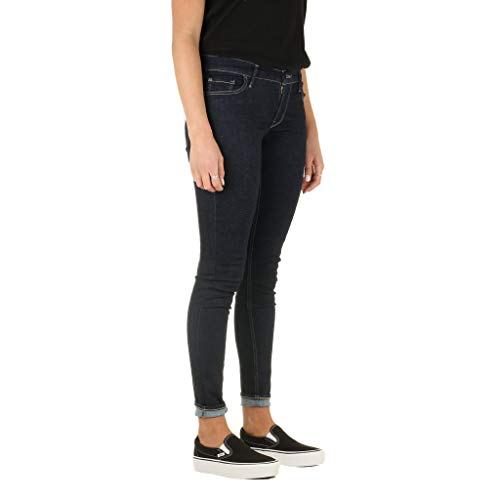 Levi's Damen Innovation Super Skinny Jeans, Blau (Celestial Rinse 0038),W27/L30