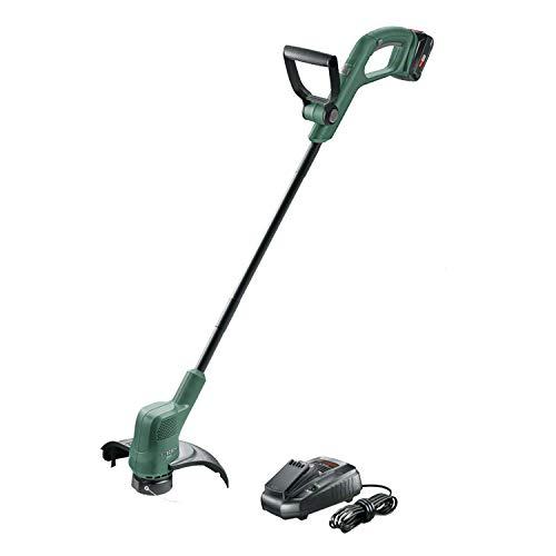 Bosch 06008C1C70 Cordless Grass Strimmer EasyGrassCut 18-26 (1x Battery, 18 Volt...