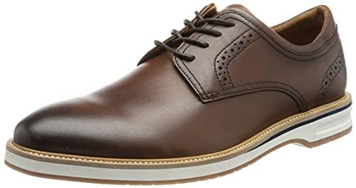 Aldo Men's Asteanflex Loafer Flat, Cognac, 9 UK