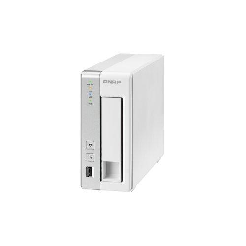 Qnap TS-120 NAS 1.6GHz 512MB Ram USB 3.0 Bundle mit 2000GB DT01ACA200