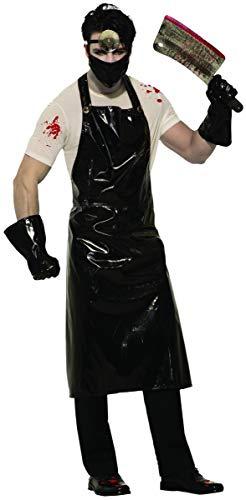 Forum Men's Psycho Surgeon Costume, As Shown, Standard
