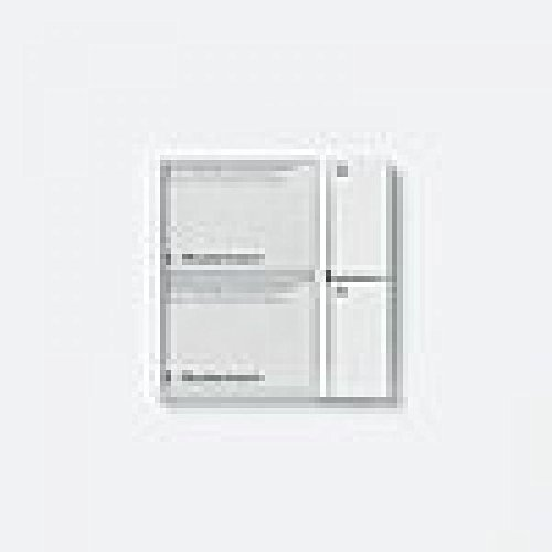 Siedle&S. Tasten-Modul weiss TM 611-02 W