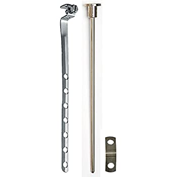 Peerless RP64256BN Classic Lift Rod Brushed Nickel