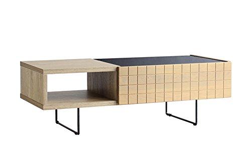 大川家具 東馬 センターテーブル グリッド 160cm幅