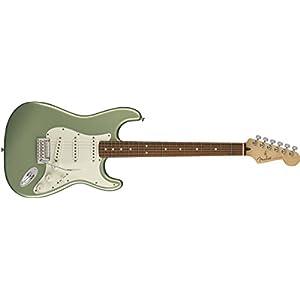 Fender 0144503506???Chitarra – Verde