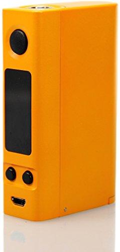 eVic-VTC Dual TC Box Mod 75/150 Watt - produced by Joyetech - Farbe: orange