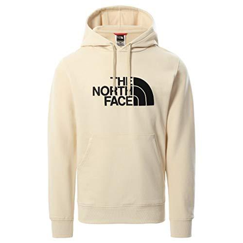 The North Face Men's Light Drew Pullover Hoodie Felpa con Cappuccio, B. Sand, M Uomo