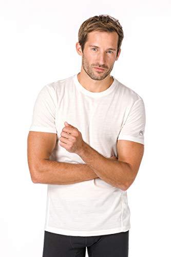 Super.Natural T-Shirt pour Homme M Base Tee 175 XXL Blanc.