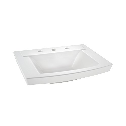 American Standard 0329008.020 Townsend Above Counter Sink - 8 Inch Centers, White