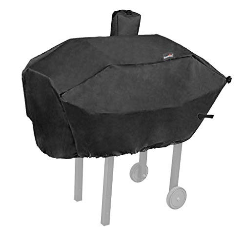 Stanbroil Heavy Duty Pellet Grill Cover Fits Camp Chef Models: PG24, PG24LS, PG24S, PG24SE, PG24LT