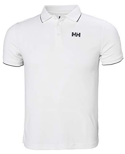 Helly Hansen KOS Polo, Hombre, Blanco (Blanco 001), L