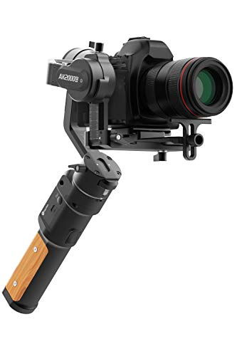 国内正規品 FeiyuTech AK2000C 一眼レフ ミラーレス対応ジンバル 耐荷重2.2kg タッチディスプレイ SONY Fujifilm Canon Nikon Panasonic対応 日本語説明書 国内保証1年