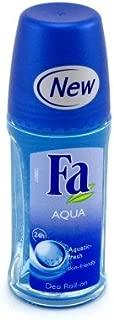 Fa Deodorant 1.7 oz. Roll-On Aqua (3-Pack)