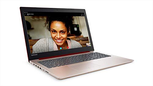 Product Image 1: Lenovo Ideapad 330 15.6″ Anti Glared HD Premium Business Laptop (AMD A9-9425 up to 3.7 GHz, 8GB DDR4 Memory, 256GB SSD, AMD Radeon R5 Graphic, DVD-RW, HDMI, Windows 10 Home) – Red