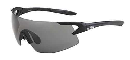 bollé 5th Element - Gafas de Sol Deportivas, Color Negro Mate