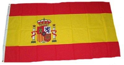 Fahne / Flagge Spanien NEU 60 x 90 cm Flaggen Fahnen