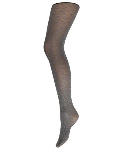 MP Socks dames Mac Leopard panty, 80 Den