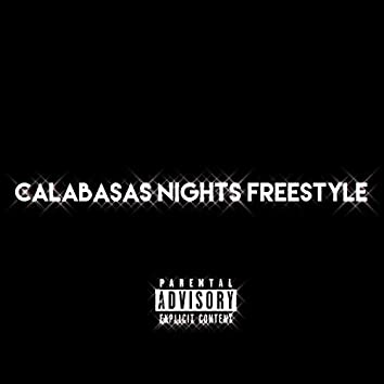 Calabasas Nights Freestyle