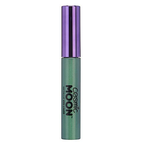 Cosmic Moon - Metallic-Eyeliner - 10ml - Für faszinierende Metallic-Augenstile - Grün