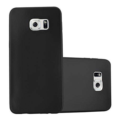 Cadorabo Funda para Samsung Galaxy S6 Edge Plus en Metallic