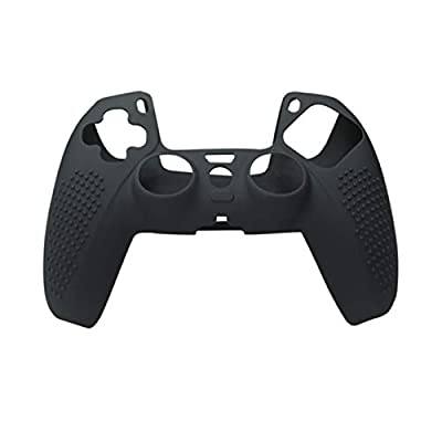 UpdateClassic Muugo PS5 Controller Cover Skin Case Skin Grip Anti-Slip Cover, Dustproof Durable Controller Grip Protector, Anti-Slip Silicone Case Cover for PS5 Controller