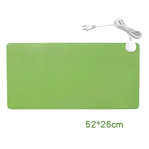 220V Office Waterproof Desk Electric Heating Pad Heated Table Mouse Warmer Mat B, Office & Stationery Stationery Clearance Sales