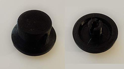 TJPoto Replacement Part Timer knob FBW FT 42138 BK 3.2 Quart air Fryer for Farberware