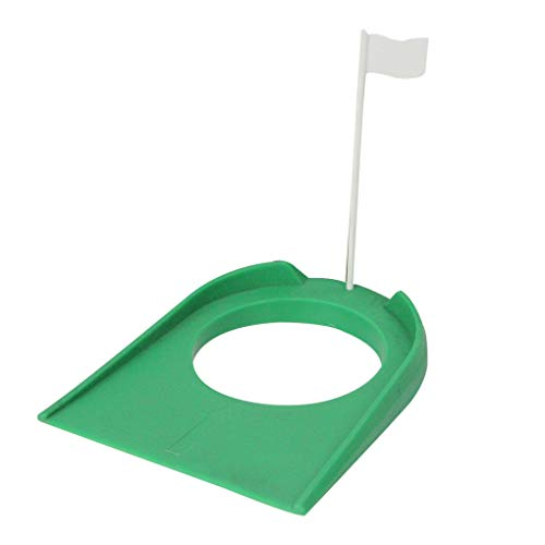 UHAoo Indicador del Golf plástico Agujero de Poste Copa de Sala Ministerio...