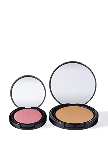FIND - Sunkissed radiance duo - medium (Bronzer n.2 + Blush n.2)