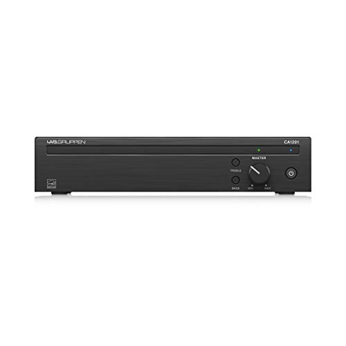 Great Deal! Lab Gruppen CA1201 120 Watt Commercial Amplifier with Energy Star Certification