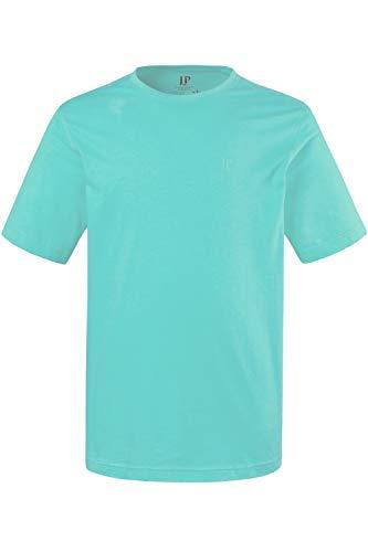 JP 1880 T-Shirt Rundhals Camiseta, Türkis, 7XL para Hombre