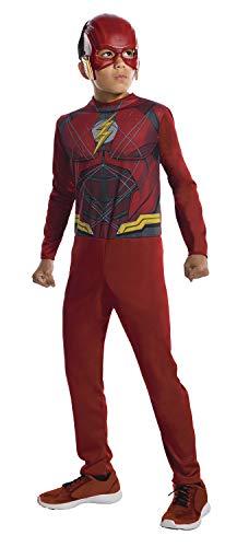 Rubie's 630860-S Déguisement de Flash Superhéros pour enfant 3-4 ans