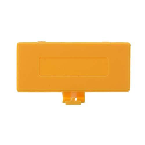 LEXIANG 1 Tapa de Repuesto para Tapa de batería para Game Boy Pocket Gameboy GBP Puerta de batería