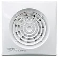 Envirovent SIL100S Silent Extractor Ventilador para Baño/En-Suite (NO Temporizador)