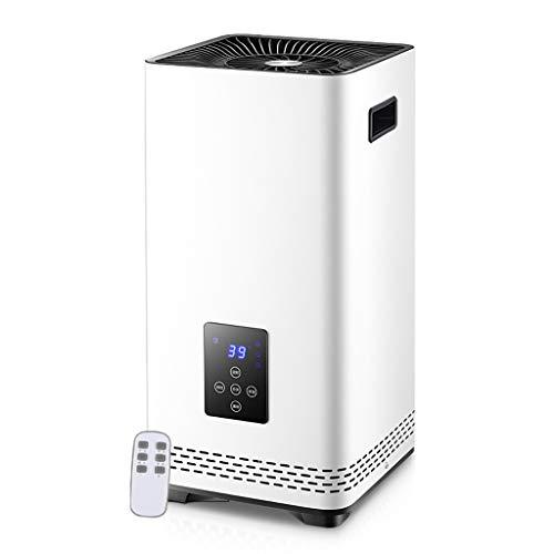 Piccolo Sun Home Elektrische ventilatorkachel, energiebesparende elektrische kachel met lage snelheid [krachtige verwarming] het hele huis verwarmt zich op.