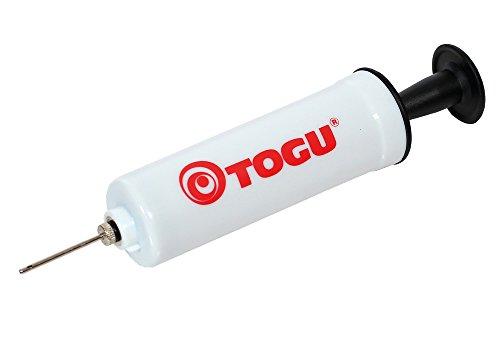 TOGU Ballpumpe für Nadelventile , weiß
