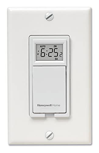 Honeywell Home RPLS730B1000/U RPLS730B1000 7-Day...