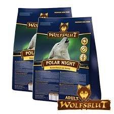 Warnicks Tierfutterservice Wolfsblut Polar Night con carne de reno y calabaza, pack ahorro de 2 x 2 kg