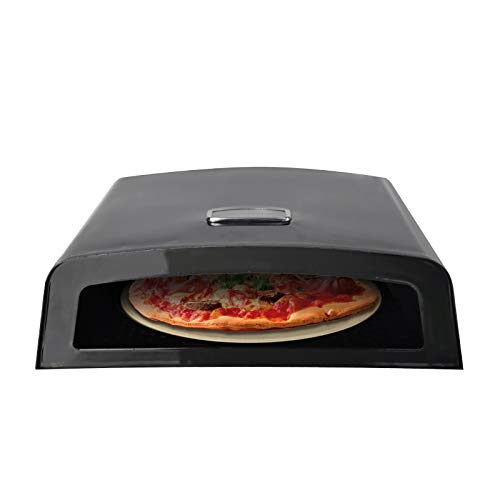 tepro Pizza Box, schwarz