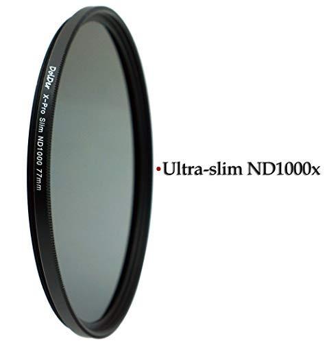 DolDer X-Pro Series Slim Neutral Graufilter ND 1000-62mm - ND 62mm einweg