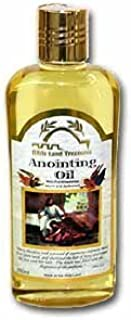 Bible Lands Treasure Anointing Oil Scented with Myrrh, Frankincense and Spikenard 250 Ml