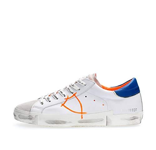 Philippe Model PRLU Sneakers Herren weiß 42