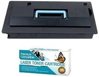 Ink Now Premium Compatible Kyocera-Mita Black Toner TK712 for FS 9130, 9130DN, 9530, 9530DN Printers 40000 yld
