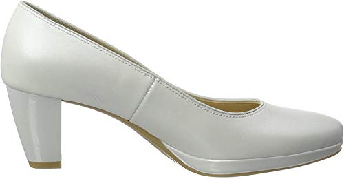 ara Toulouse-Plateau, Damen Pumps, Weiß (Offwhite), 5 UK