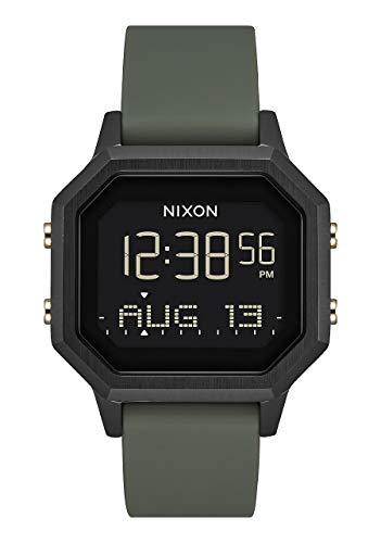 ニクソン NIXON 腕時計 SIREN SS BLACK/FATIGUE