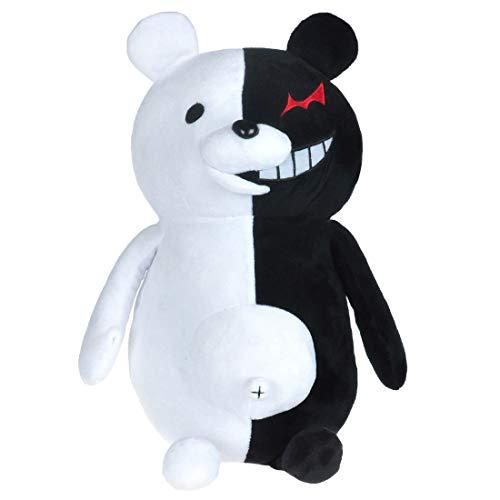 Plush Bear -Cosplay Anime Monokuma Plüschtier aus Dangan Ronpa