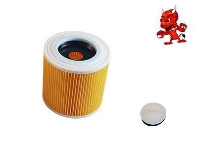 1 Cartouche de Filtre Filtre Rond Lamellenfilter pour Dewalt D27900