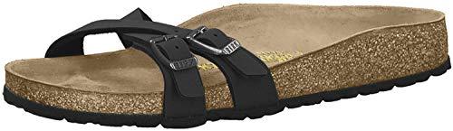Birkenstock - Almere - Sandalo con Due Sottili Fascette,Fibbie Regolabili